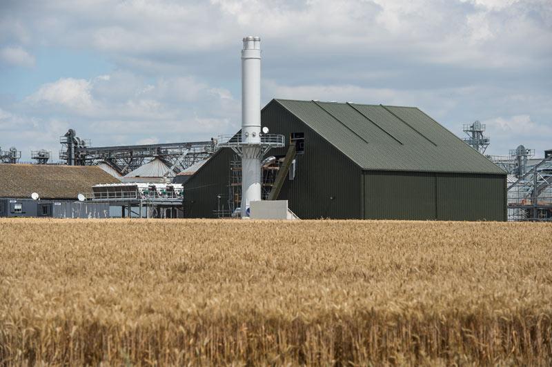 Biomas CHP for the RCMA Group